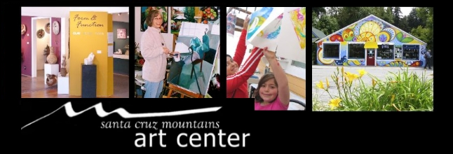 The Santa Cruz Mountains Art Center, Ben Lomond, California